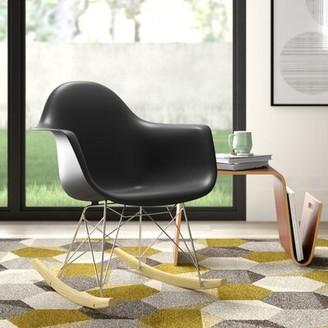 Wexford Ebern Designs Rocking Chair Ebern Designs