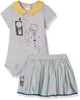Mamas and Papas Baby Girls 0-24m Woven Tutu & Bodysuit Clothing Set,18-24 Months