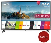 LG Electronics 60UJ630V 60 Inch, 4K Ultra HD HDR, Smart, LED TV