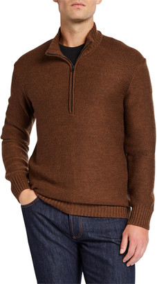 Icebreaker Men's Waypoint Half-Zip Sweater