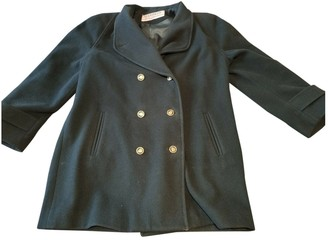 MACKINTOSH Green Wool Coats