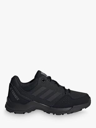 adidas Children's Terrex Hyperhiker Low Hiking Shoes, Core Black/Grey Five