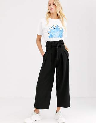 InWear Cara tie waist pants