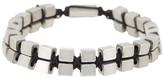 Steve Madden Cube Slider Bracelet