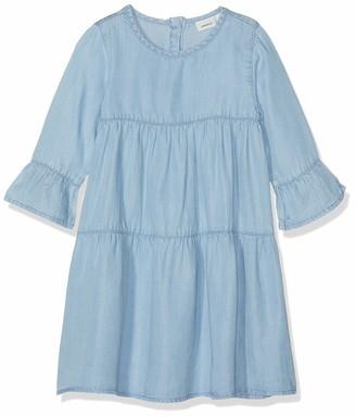 Name It Girls' NMFDINA LS Dress