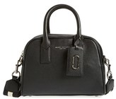 Marc Jacobs 'Small Gotham' Bauletto Satchel - Black