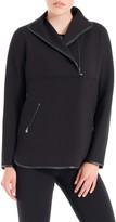 Max Studio Techno Jersey Pullover