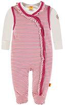 Steiff Girl's 2tlg. Set Strampler o T-Shirt 1/1 Arm Footies,3-6 Months