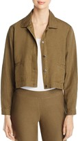 Eileen Fisher Cropped Jacket
