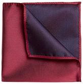 Topman Port Texture Pocket Square