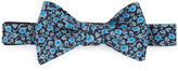 Ted Baker Kensington Floral Silk Bow Tie, Black