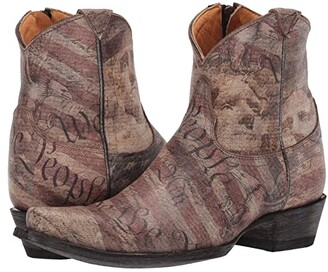 Old Gringo Fairview 7 (Taupe) Women's Boots