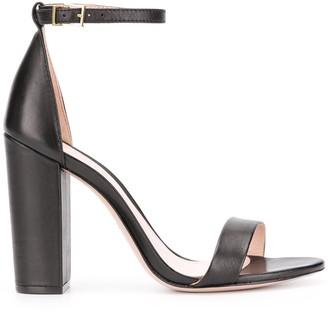 Schutz Gisele 105mm high heeled sandals