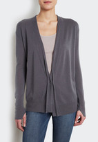 Inhabit Cashmere Cardigan Sweater