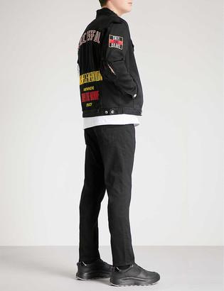 Diesel Larkee-Beex regular-fit tapered jeans
