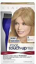 Clairol Nice 'N Easy Root Touch-Up 8 Medium Blonde
