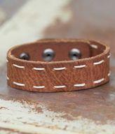 Bill Adler Saddle Bracelet