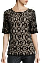 Tart Naomie Diamond Lace Top