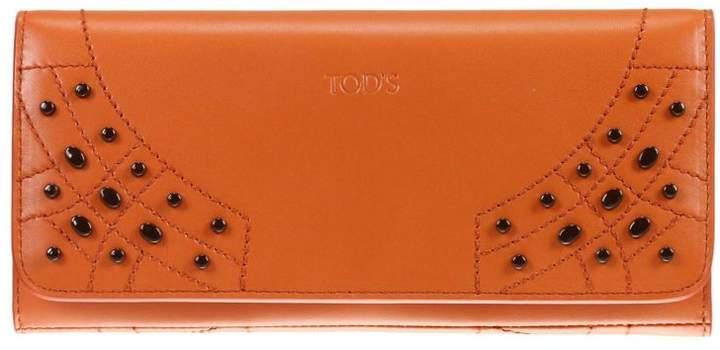 Tod's Wallet Wallet Woman