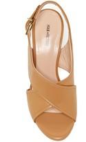 Pour La Victoire Edeva Open Toe Leather Sandal