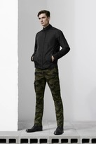 J Brand Castron Cargo in Jungle Cloud Camo