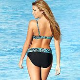 Maidenform Custom Lift Bra-Sized Swim Top