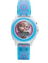 Disney Frozen Anna & Elsa Kids' Sound Digital Watch