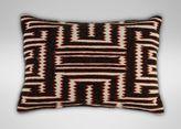 Ethan Allen Modern Tribal Bouclé Pillow