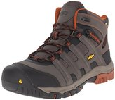 Keen Men's Omaha Mid WP Steel Toe Work Boot