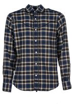 Valentino Vaentino Plaid Shirt