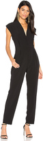 Cupcakes And Cashmere Hanna Jumpsuit in Black. - size 2 (also in )
