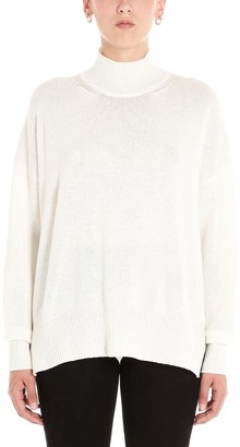Jil Sander Turtleneck Oversized Sweater