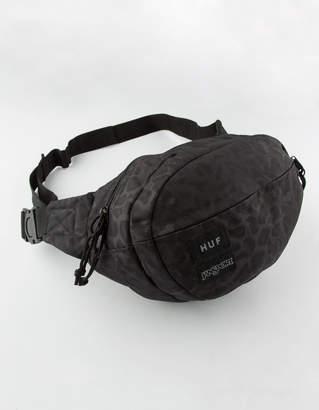 JanSport x HUF Fifth Avenue Black Fanny Pack