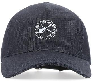 A.P.C. Eden Baseball Cap
