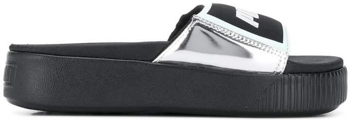 63fdf3025437 Puma Slide Sandals For Women - ShopStyle UK
