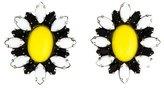 Dannijo Flower Stud Earrings