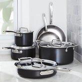 Crate & Barrel All Clad ® LTD Cookware 10-Piece Cookware Set with Bonus