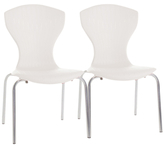 Janus et Cie Corset Side Chairs (Set of 2)