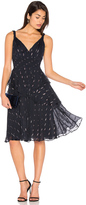 Rebecca Taylor Metallic Dress