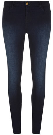 Dorothy Perkins Indigo Blue 'Darcy' Authentic Super Skinny Jeans