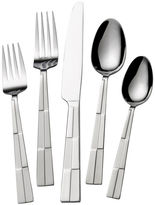 Mikasa Checkmate Frost 20-pc. Flatware Set