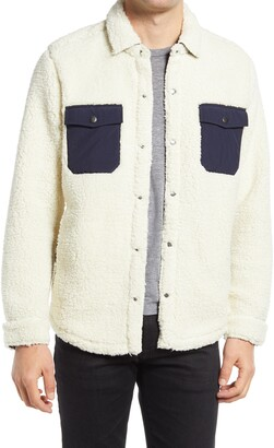 1901 Fleece Shirt Jacket
