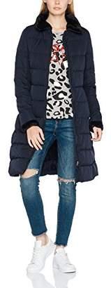 Armani Jeans Women's's Down Down Jacket Coat, (Blue Notte 1581), (Size: )