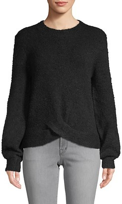 Joie Stavan Nubbly Knit Sweater
