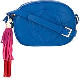 Sara Battaglia Sandy crossbody bag - women - Calf Leather/Polyester - One Size