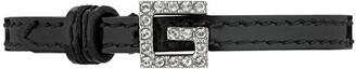 Gucci Square G crystal-embellished bracelet