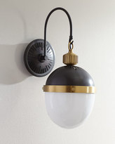 Regina-Andrew Design Regina Andrew Design Blackened and Natural Brass Otis Sconce