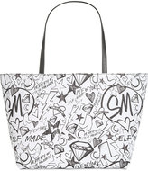 Steve Madden Ashton Medium Nylon Reversible Tote, A First At Macy's Style