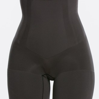Talbots Plus Size Spanx(R) OnCore High-Waist Mid-Thigh Short
