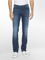 Calvin Klein Slim Straight Leg Salford Wash Jeans